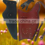 Archery Traditional Handmade Leather Quiver Bow And Arrow Quiver For Archery Traditional Bow