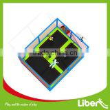 China manufacturer used park trampolines for sale (5.LE.T3.406.131.01)