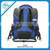 2015 New backpack brand names,basketball backpack with front pockets