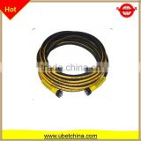 Good price 8 mm SAE 100 R1AT high pressure steel reinforced rubber hose wire braided rubber nylon water hose