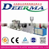plastic polyethylene hdpe sheet machinery