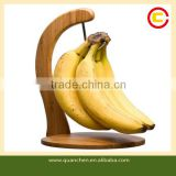 New Design Bamboo Banana And Fruit Holder