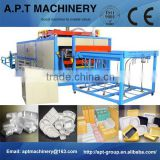2014 High Quality EPS (Styrofoam) Foam Vacuum Forming Machine(EPS lunch boxes plates trays)