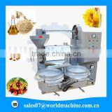 China professional canola oil pressing machine / cooking oil pressing machine