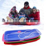 Extended sandboarding board ski boat thickened adult children Skiing board Snowboarding Skiing drive sled Skiing sheet