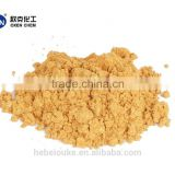 Hebei Oxen Gold Series Mica Pearl Powder Pigment for pearl balloon and for Color Masterbatch 3317T