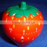 The 110th Canton Fair Sample Plastic Fruit Kitchen Timer