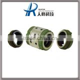 Tandem mechanical seal, Welded metal bellows mechanical seal, Metal bellows mechanical seal