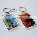 Inquiry about custom acrylic keychain photo keychain clear acrylic keychain
