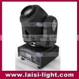 Top quality mini 10W LED Moving head Spot Light,Popular family party light mini moving head spot light