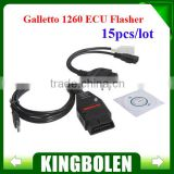 Galletto 1260 ECU Chip Tuning Interface Galletto 1260 Tuning Scanner EOBD/OBD2/OBDII Flasher Galletto 1260 EOBD Made In China