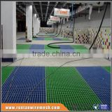 car washing FRP grating fiberglass sheet deck floor