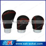 Universal Car Manual Auto Manual Leather Gear Knob