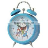 desk 3 inches metal twin lovely wake up not real bell alarm clock