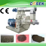 Good Performance Vertical Structure Ring Die Pellet Machine for Bamboo