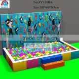 Combination Soft Playground