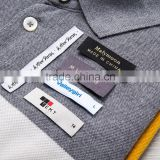 Washable Cheap Woven Clothing Label Custom Clothing Labels For T-shirt Garment Tag Woven Lables