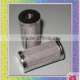 Tube metal filter elements
