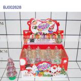 Happy plastic kids toys nice jewelry box Christmas tree trinket box