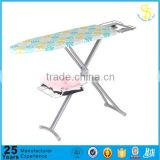 Professional hotel wall mount folding ironing board/High Quality Hotel Folding Ironing Board(manufacture)