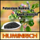 Huminrich Bulk Quantity Greatest Amount Of Organic Soluble Potassium Humate Apple Fertilizer