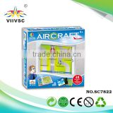 Factory direct sale novel design game set wholesale board game from manufacturer air craft
