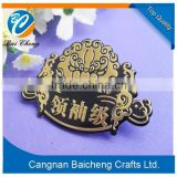 factory custom design 3d metal badge for sale with cheap price of original deisgn crafts as the wholesale gifts