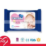 Alcohol free medical disposable tender baby soft care multi funciton medicated baby wipes