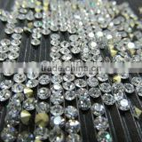 ss12 Cheapest india glass crystal stones