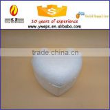Hot sale heart shape styrofoam Trinket boxes for sale