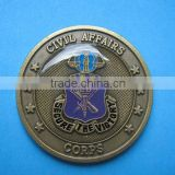 bronze plating medals