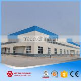 Large Span Pre-fabricated Steel Structure Steel Warehouse Workshop Hangar Factory Price Steel Construction Metal Products