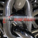 welded link anchor chain / stud link anchor chain