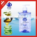JIER Brand Daily use hand cleansing gel antiseptic hand sanitiser without water kill germs 99.99%
