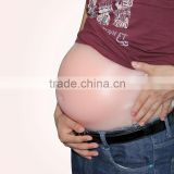 natural looking and feeling silicone artificial belly