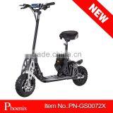 Hot-selling EVO Uberscoot 2 wheel gas scooter wholesale with CE EPA certificate (PN-GS0072X )