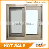 2015 hot sale aluminum profile small sliding windows