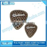Guitar Pick Shape Golf Cap Clip Crystal Ball Marker