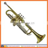 trumpet brass musical instrument
