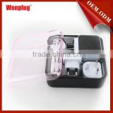 Business Gift World Travel Adapter (AU EU US UK Plugs) And Charger With 2 USB Manufacturer