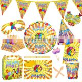 thirteen-piece Kids birthday party decorations-china birthday party funny items-decorate room birthday party