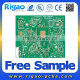 High density electronic circuit board and car electronic board