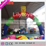 Best selling advertising inflatable arch, cute inflatable arch, inflatable arch for rental
