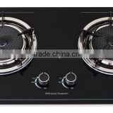 TAKA Built-in Gas Cooker TK-102B - Top Glass - Electronic Igniter - Gas Saving - Japan quality management / Kitchen Wares