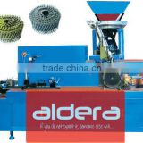 Nail Collating Machines Coil Nail Collator Coil Nail Making Machines Nail Collating Machines