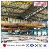 Travelling Crane For Copper/Zinc/Lead Smelting Plant
