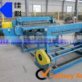 Mechanical wire mesh net welding machinery production