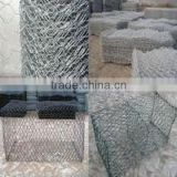 1x1x1, gabion box stone cage,High Zinc Galvanized Gabion Boxes / PVC coated Gabion Baskets/ stone