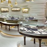 New Jewelry store design display fixture from China Furniture Manufactuer by Neo Classical Showcase