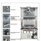 wall mounted nature Gas boiler- Manufacturer since 2005